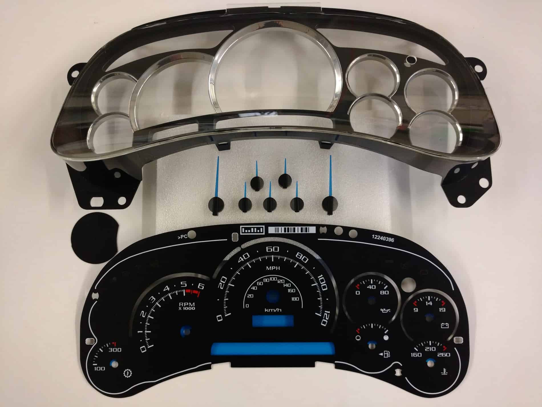 custom gauges custom gauge cluster custom gauge clusters