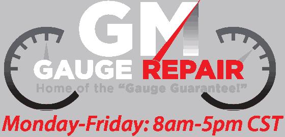 GM Gauge Repair Retina Logo