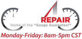 GM Gauge Repair Logo