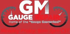 GM Gauge Repair Logo