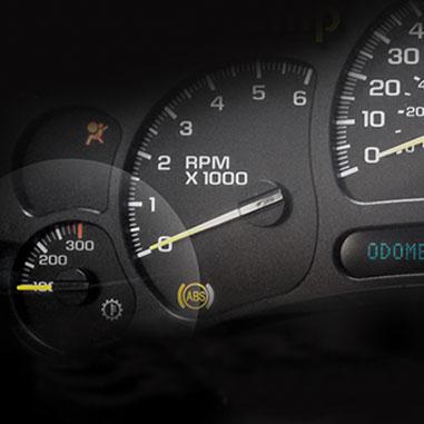 transmission temp gauge