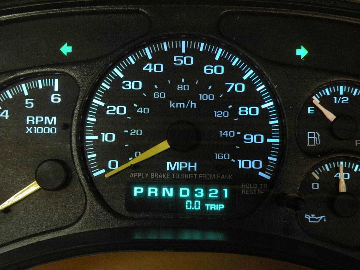 We Repair Your Dim Dark Odometer And Gear Selector Prndl Displays For The Following Vehicles